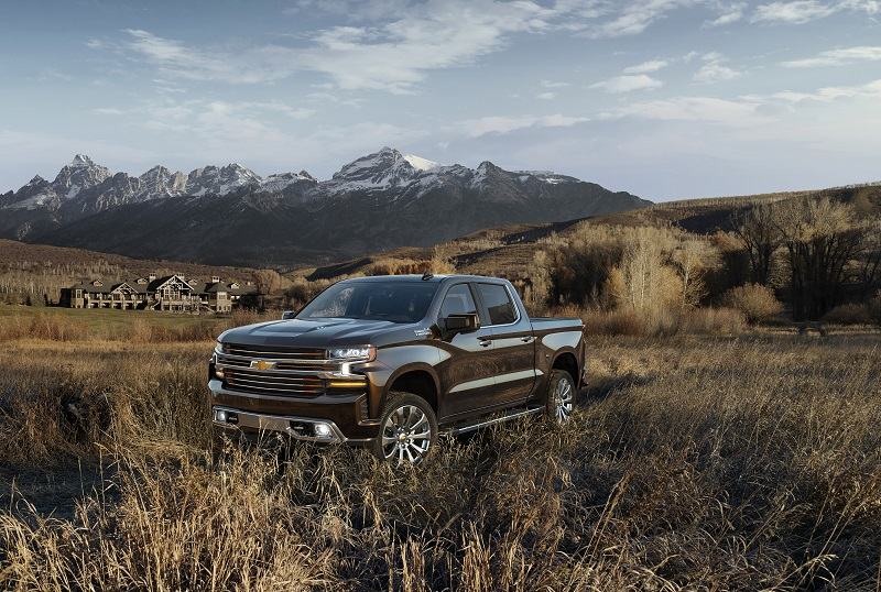 Hutto TX - 2019 Chevrolet Silverado 1500 Overview