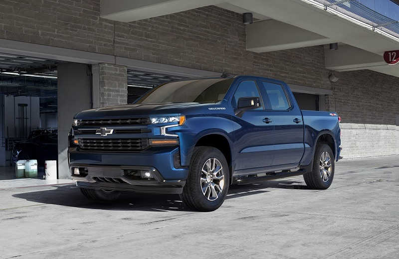 Chevrolet Dealer serving Georgetown TX - 2019 Chevrolet Silverado 1500