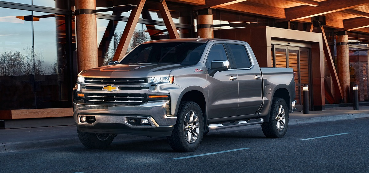 2019 vs 2018 Chevrolet Silverado 1500 - Hutto Texas