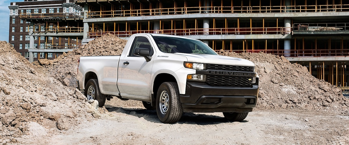Austin TX - 2019 Chevrolet Silverado 1500 Mechanical
