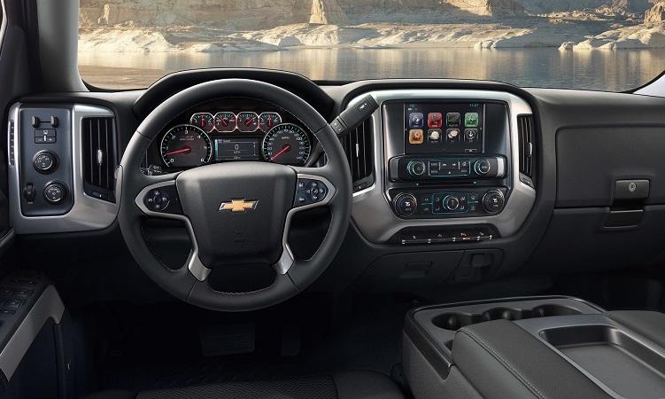 Maquoketa IA - 2019 Chevrolet Silverado HD Interior