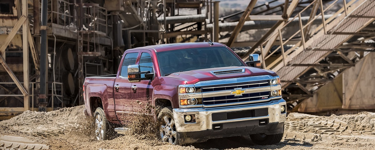 2019 Chevrolet Silverado 2500 Lease and Specials near Dubuque Iowa