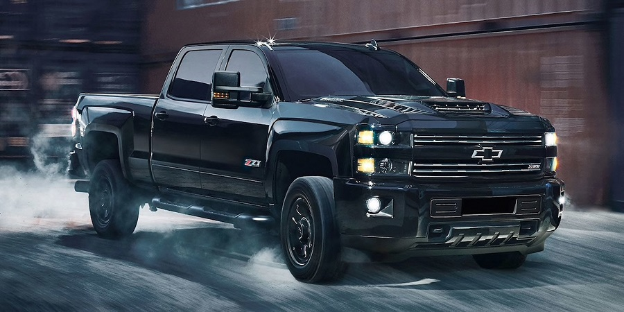 Bettendorf Area Chevrolet Dealership - 2019 Chevrolet 2500