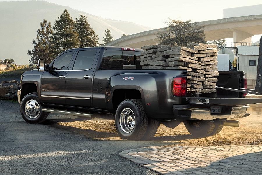 Hutto Texas - 2019 Chevrolet Silverado 3500 HD
