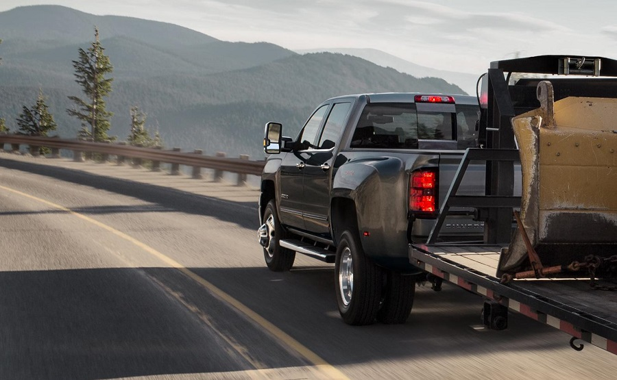 Hutto Texas - 2019 Chevrolet Silverado 3500 HD's Mechanical