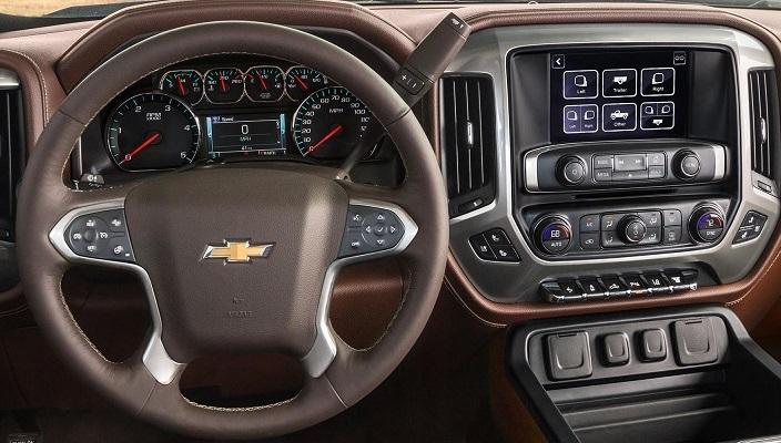 Hutto Texas - 2019 Chevrolet Silverado 3500 HD's Interior