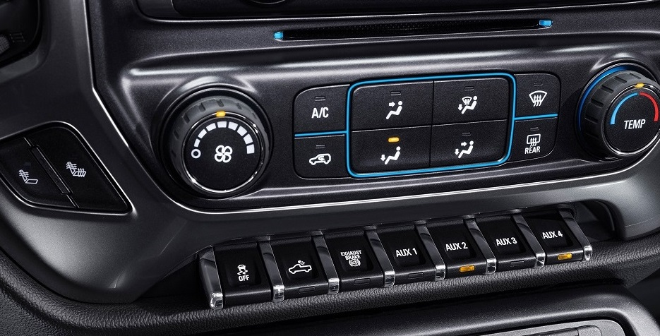 Austin TX - 2019 Chevrolet Chassis Cab 4500HD's Interior