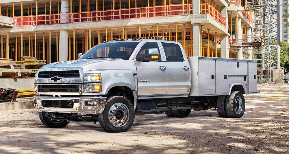 Austin TX - 2019 Chevrolet Chassis Cab 4500HD's Exterior