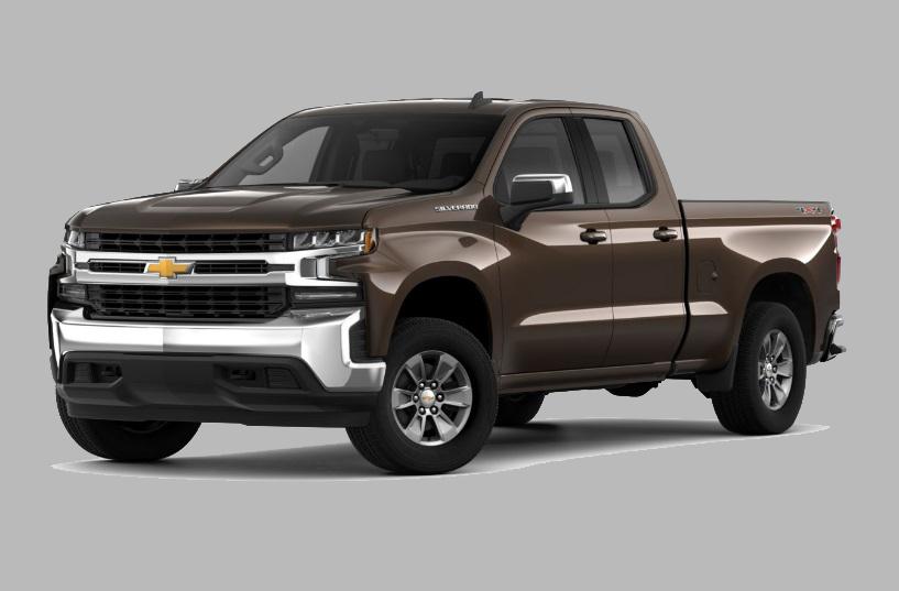 Austin TX - 2019 Chevrolet Silverado 1500 Premier trim