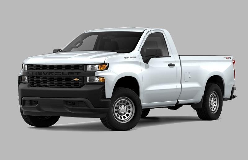 Austin TX - 2019 Chevrolet Silverado 1500 L trim