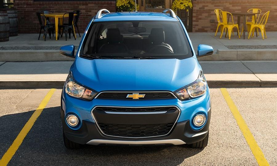 Maquoketa IA - 2019 Chevrolet Spark Overview