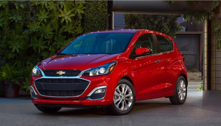 Chevy dealer near me Round Rock Texas - 2019 Chevrolet Spark