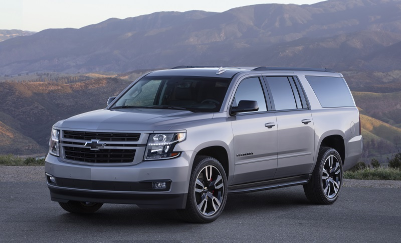 Chevy dealer near me Round Rock Texas - 2019 Chevrolet Suburban