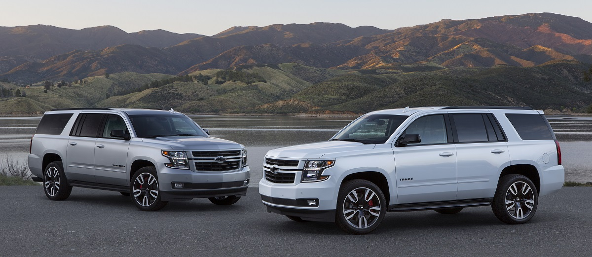 2019 Chevrolet Suburban Lease and Specials near Dubuque Iowa