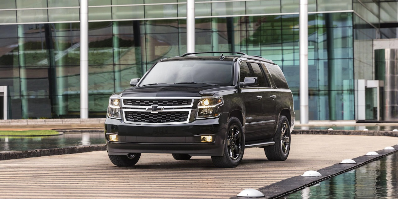 2019 Chevrolet Suburban Lease and Specials in DEALERCITY STATE