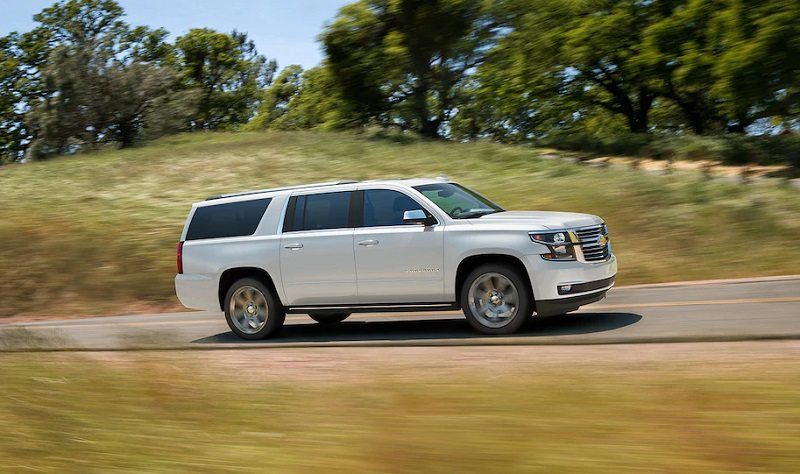 Austin TX - 2019 Chevrolet Suburban Overview