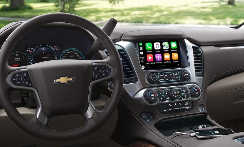 Austin TX - 2019 Chevrolet Suburban Interior