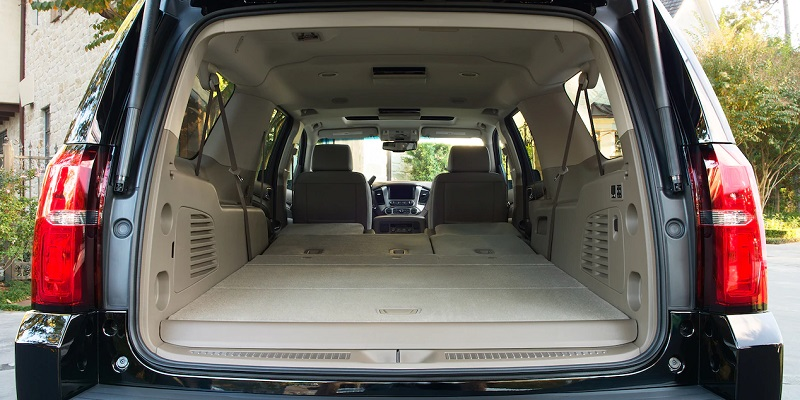 Hutto Texas - 2019 Chevrolet Suburban's Mechanical
