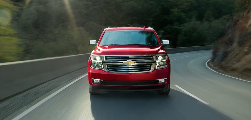 Clinton IA - 2019 Chevrolet Tahoe Overview