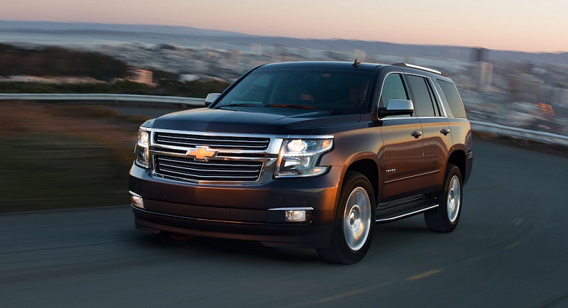 Hutto Texas - 2019 Chevrolet Tahoe's Exterior