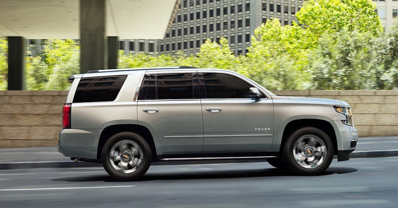 Elgin TX - 2019 Chevrolet Tahoe's Overview