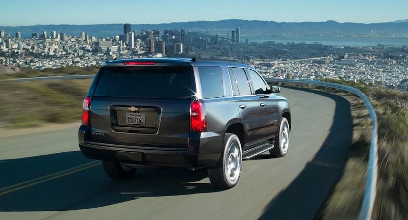 Maquoketa IA - 2019 Chevrolet Tahoe Overview