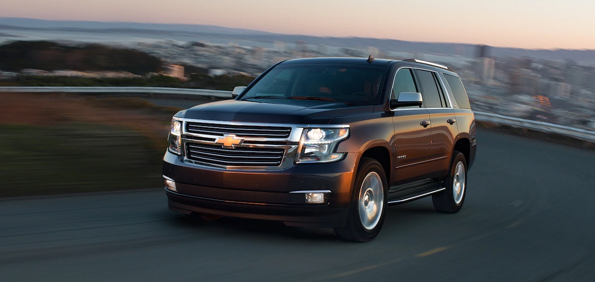 Why LEASE 2019 Chevrolet Tahoe near Austin TX