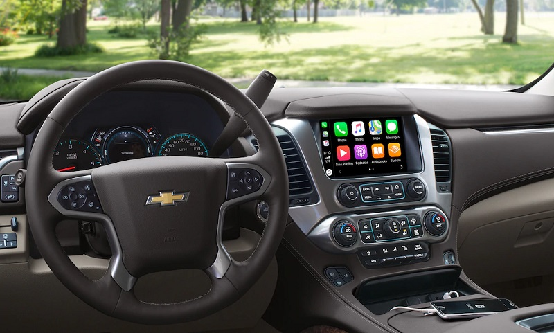 Elgin TX - 2019 Chevrolet Tahoe's Interior