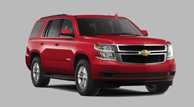 Austin TX - 2019 Chevrolet Tahoe LS trim