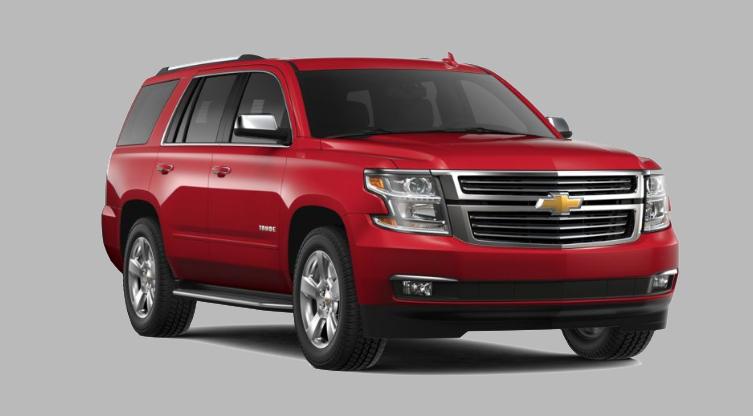 Austin TX - 2019 Chevrolet Tahoe Premier trim