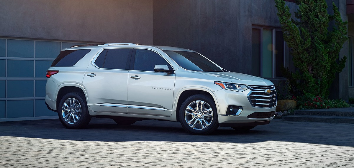 2019 Chevrolet Traverse near Davenport Iowa