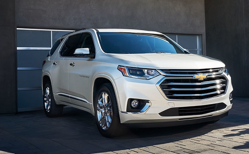 Dubuque Iowa - 2019 Chevrolet Traverse Exterior