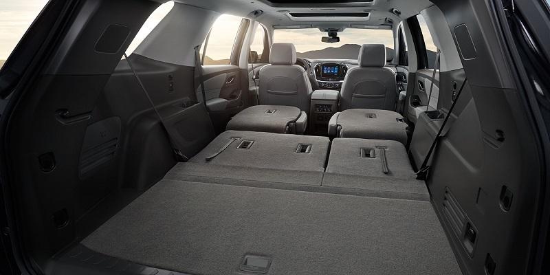 Austin TX - 2020 Chevrolet Traverse's Interior