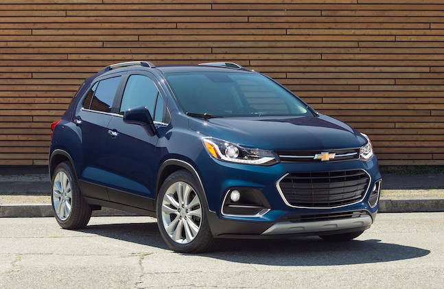 Research 2020 Chevrolet Trax in Maquoketa IA