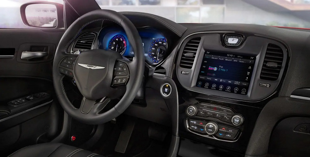 Massapequa NY - 2019 Chrysler 300's Mechanical