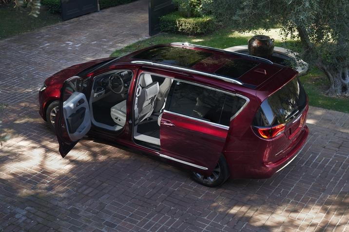 Marion IN - 2019 Chrysler Pacifica's Overview