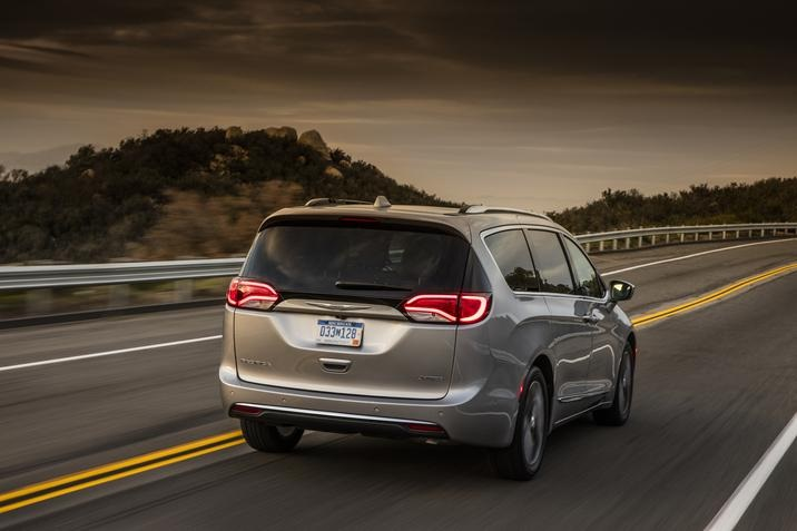 Dubuque IA - 2019 Chrysler Pacifica Mechanical