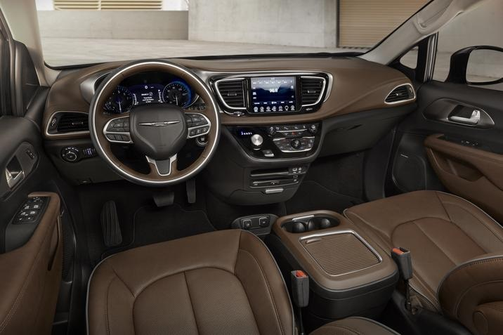 Lexington NC - 2019 Chrysler Pacifica's Interior