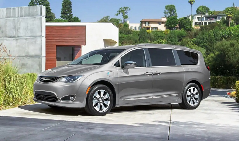 Antioch Illinois - 2019 Chrysler Pacifica Hybrid's Mechanical