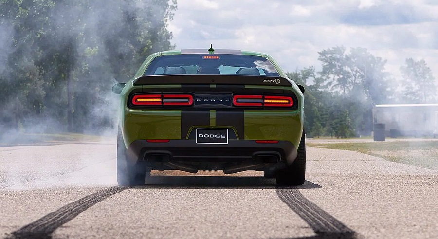 Long Island NY - 2019 Dodge Challenger's Overview