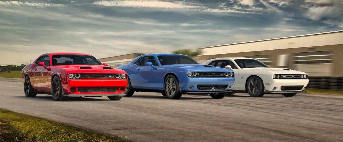 Why buy the 2019 Dodge Challenger in City of Industry CA