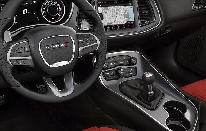 City of Industry CA - 2019 Dodge Challenger's Interior