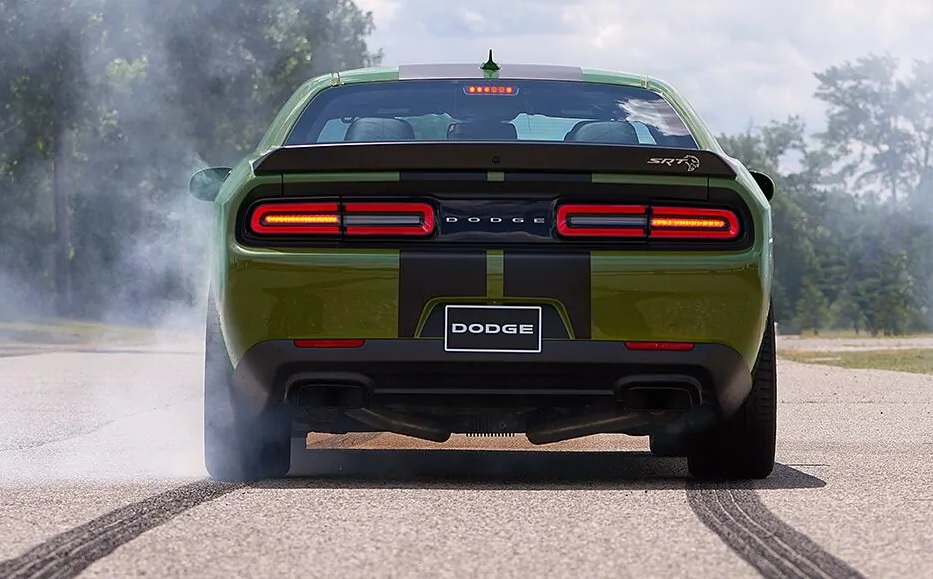 Albuquerque NM - 2019 Dodge Challenger SRT Hellcat's Overview