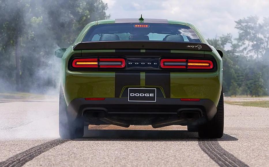 Albuquerque NM - 2019 Dodge Challenger SRT Hellcat's Overview