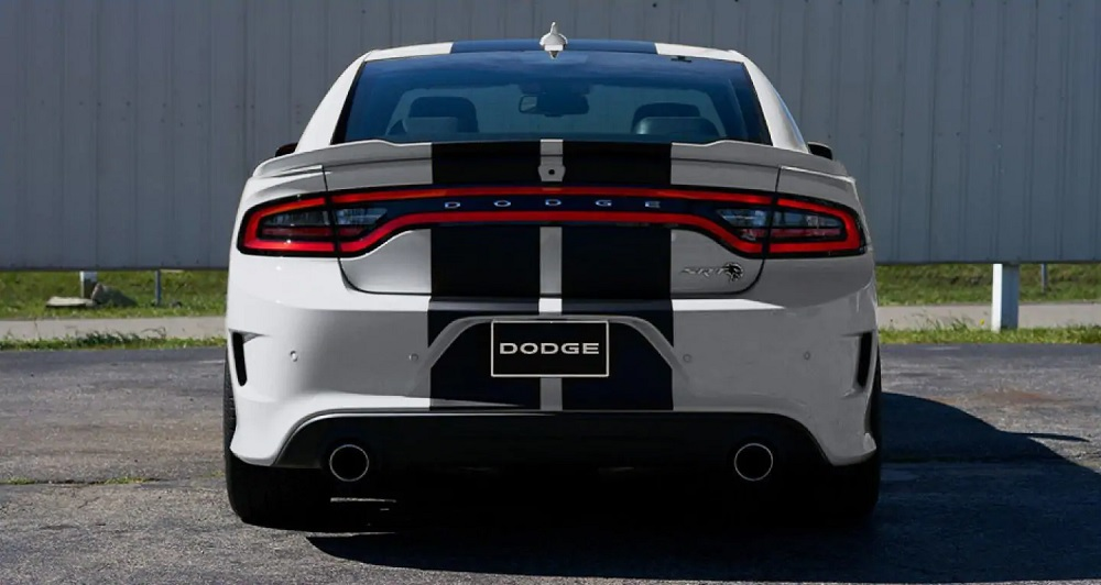 Albuquerque NM - 2019 Dodge Charger SRT Hellcat's Overview