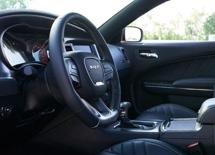 Albuquerque NM - 2019 Dodge Charger SRT Hellcat's Interior