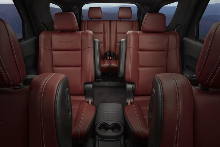 Kokomo IN - 2019 Dodge Durango's Interior