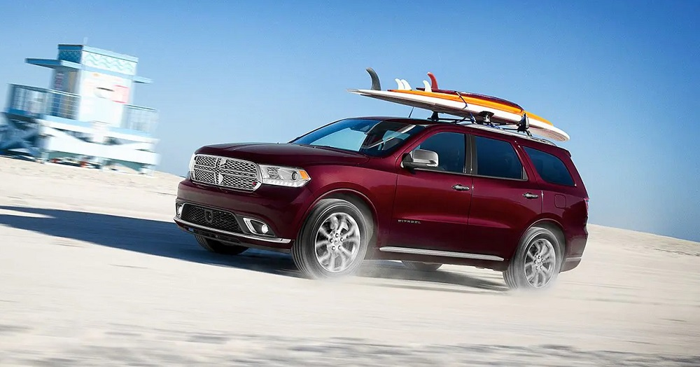 Dodge RAM dealer near me Peru Indiana - 2019 Dodge Durango