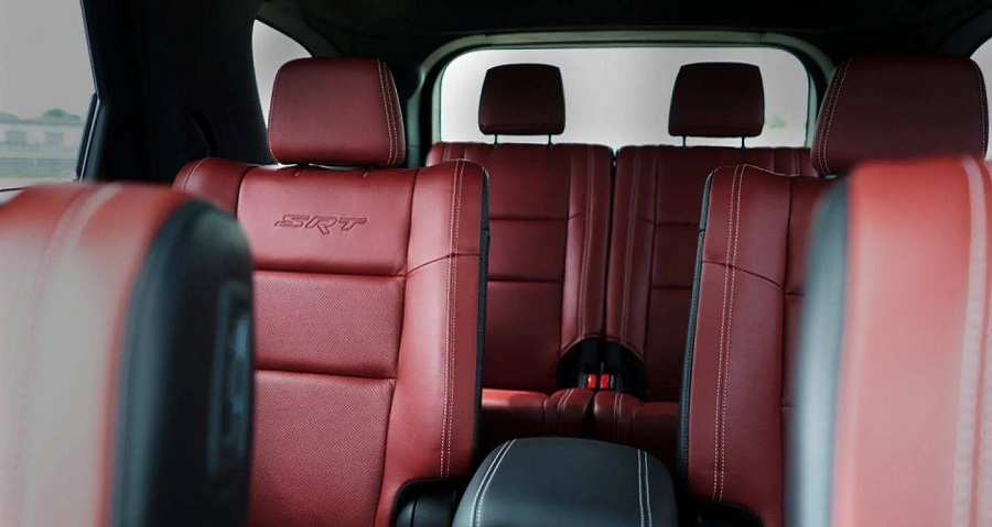 Albuquerque NM - 2019 Dodge Durango's Interior