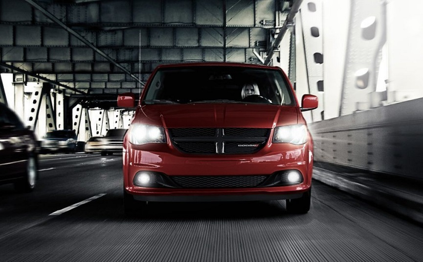 Fort Wayne IN - 2019 Dodge Grand Caravan's Exterior